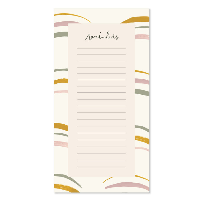 Archways Reminders Pad