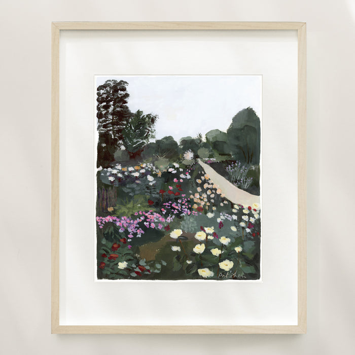 Rose Garden Limited Edition Art Print