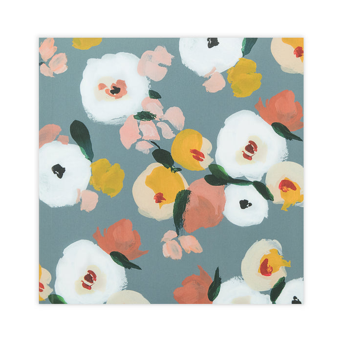 Dusk Florals Thought Jotter