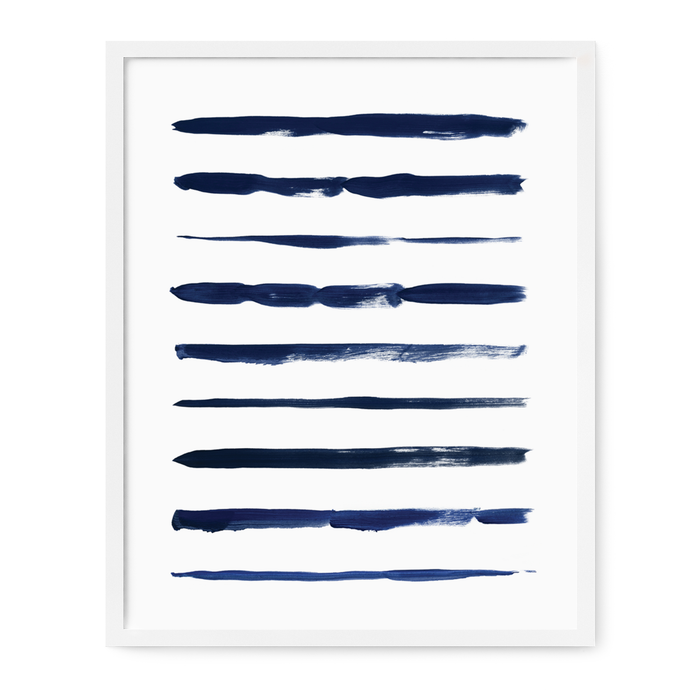 The Coastal Collection - Wavelength Print