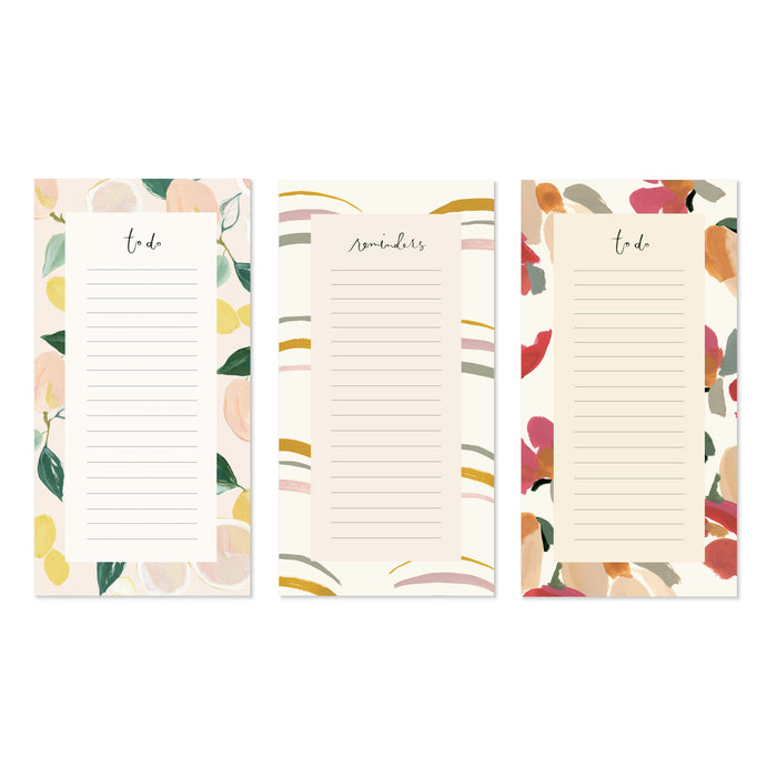 List Pad Bundle