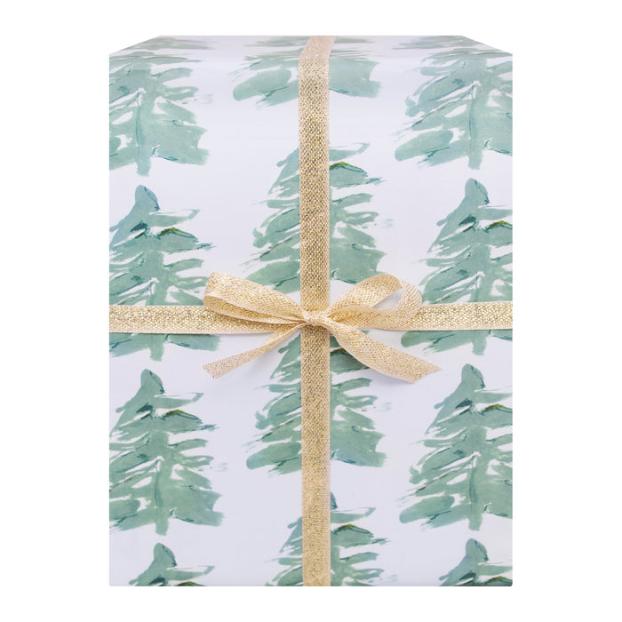 Spruce Gift Wrap