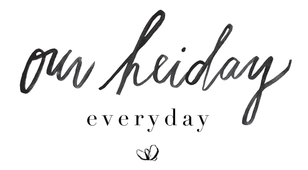 Our Heiday logo