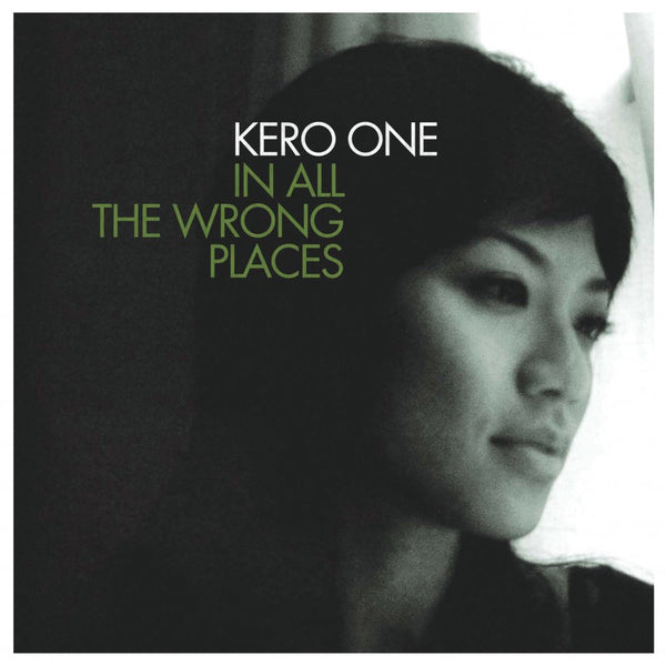 KERO ONE『In All The Wrong Place / Keep It Alive!』7inch