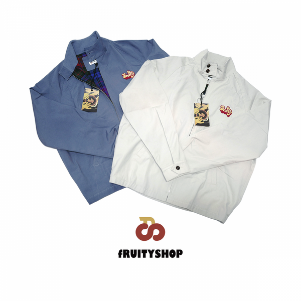 『FRUITYSHOP Icon G9 Harrington Jacket』