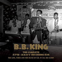 B.B. KING『The Complete RPM-Kent Recording Box 1950-1965』17CD+LP+BOOK