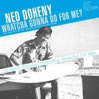 NED DOHENY『Whatcha Gonna Do For Me?』12inch