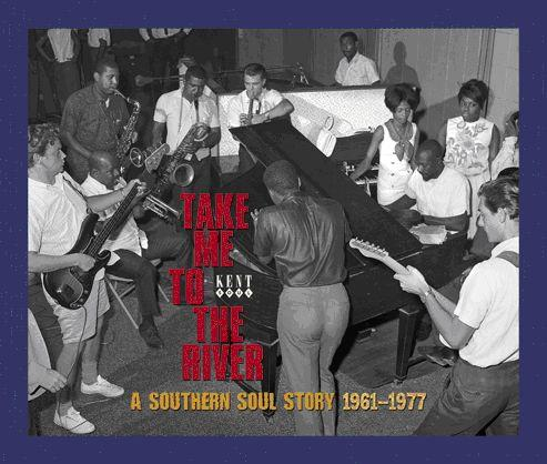 V.A.『Take Me To The River - A Southern Soul Story 1961-1977』3CD