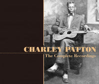 CHARLY PATTON『The Complete Recordings』3CD