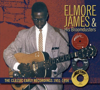 ELMORE JAMES / The Classic Early Recordings 1951-1956