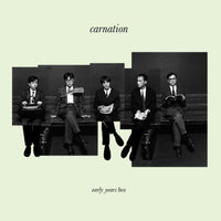 CARNATION『Early Years Box』4CD
