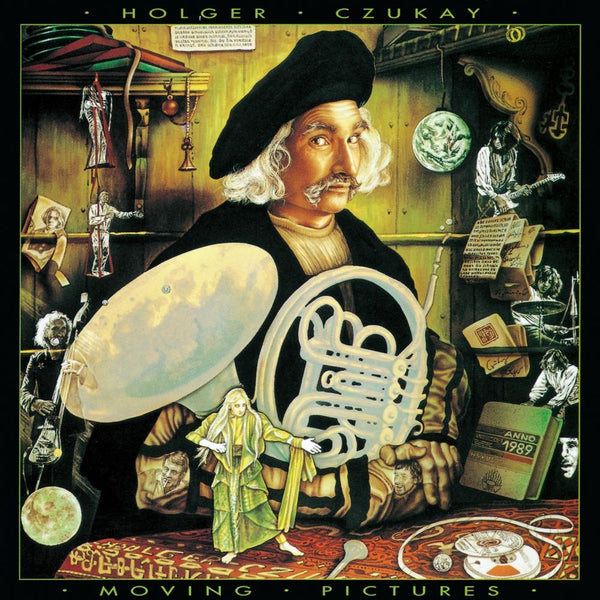 HOLGER CZUKAY『Moving Pictures』