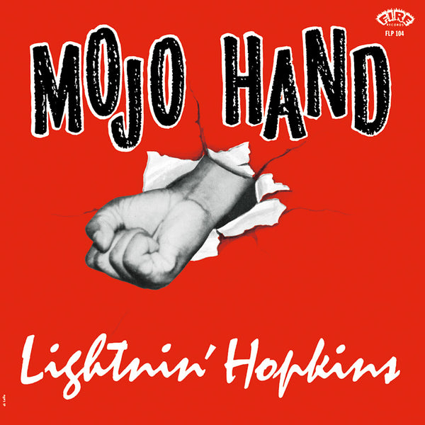 【ご予約】LIGHTNIN' HOPKINS『Mojo Hand』LP