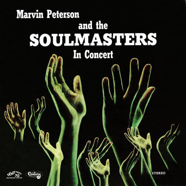 MARVIN PETERSON AND THE SOULMASTERS『In Concert』LP