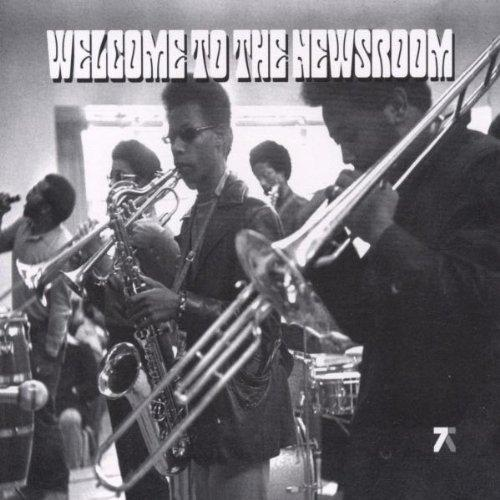 V.A. /Welcome To The Newsroom ( ウェルカム・トゥ・ザ・ニュースルーム )