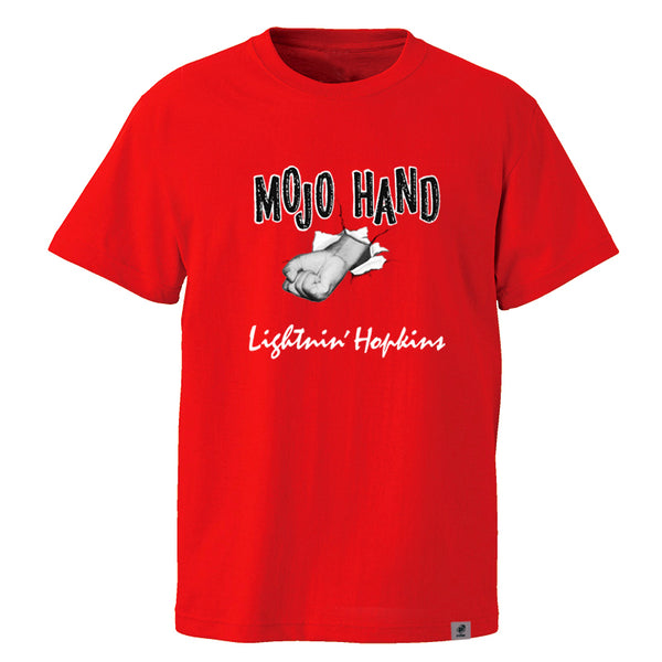 LIGHTNIN' HOPKINS『Mojo Hand T-Shirts』+Poster