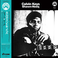 CALVIN KEYS『Shawn-Neeq』LP