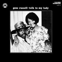 GENE RUSSELL『Talk To My Lady』LP