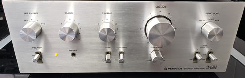 Pioneer SA-6500 II Integrated Amplifier