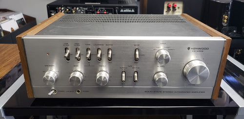 Kenwood KA-4006 (34W/Ch) Integrated Amplifier