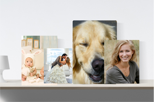 "Picplates Gloss White Aluminum  Photo Panel. One-sided with radius corners. 12"" x 18"" x .045"". Picplates photo panels have an extremely durable scratch resistant surface that is waterproof and can be cleaned easily with a damp cloth. Picplates HD Aluminum"
