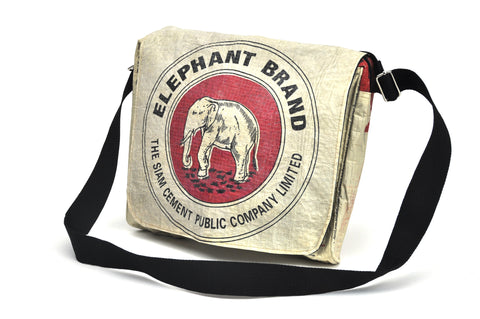 Messenger bag - Elephant