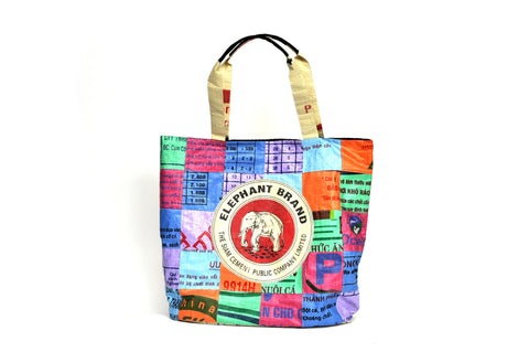 Shopper/Beach bag - Elephant brand