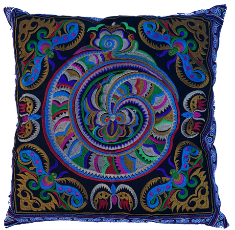 Hmong design cushion - Korat