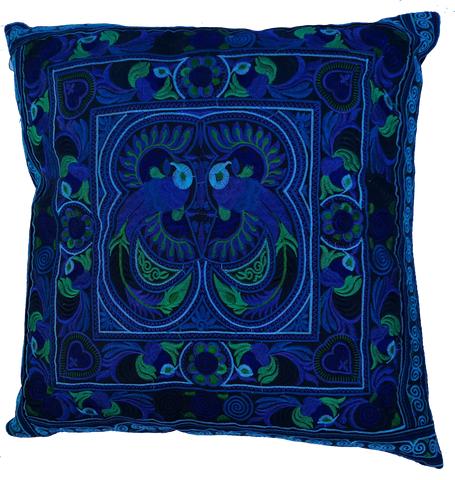 Hmong design cushion - Maesai