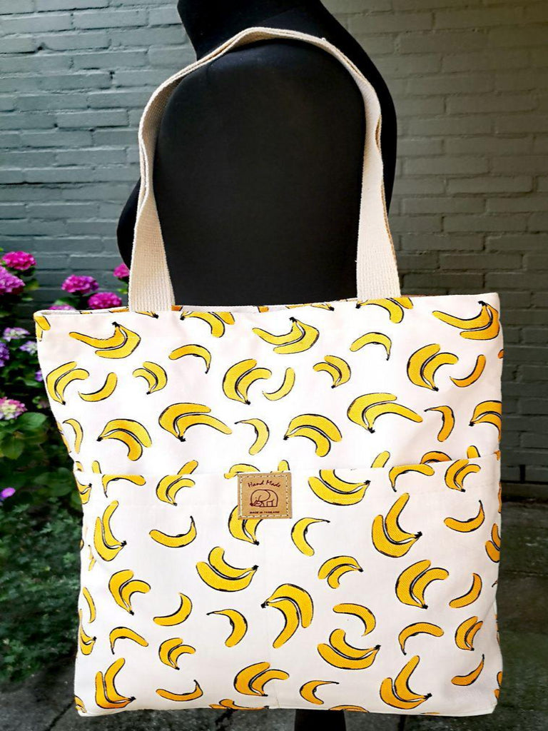 Fruit design collection - shopper - Banana