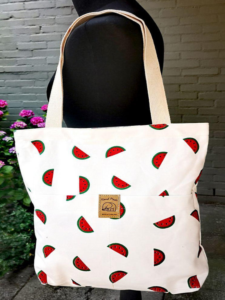 Fruit design collection - shopper - Watermelon