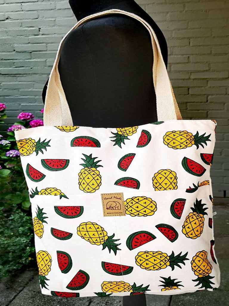 Fruit design collection - shopper - Mixed fruit