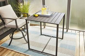Fairview Balcony Square Table