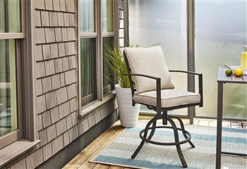 Fairview Swivel Balcony Chairs