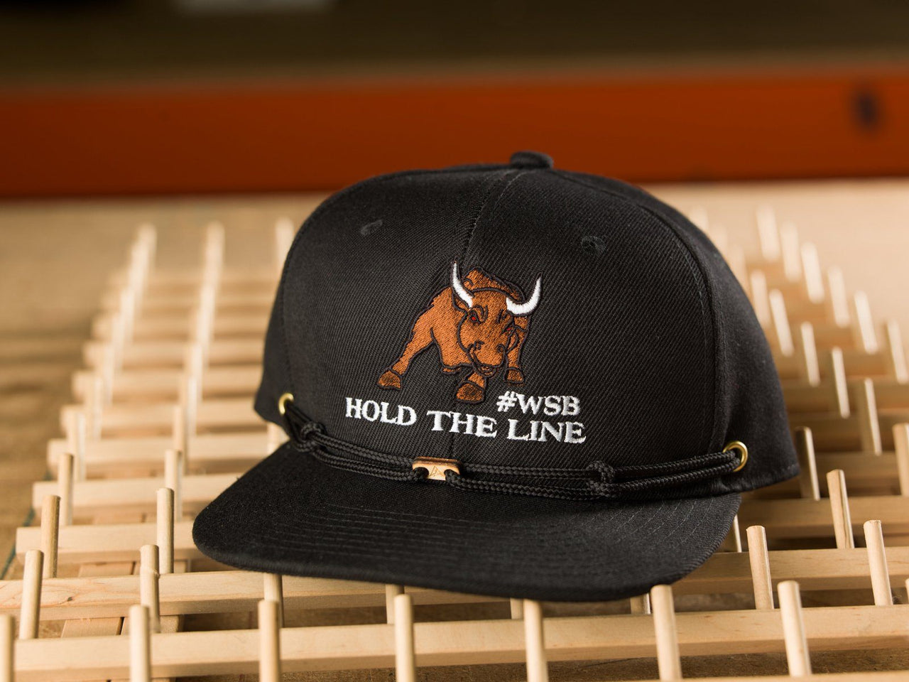 Hold The Line (Live until the squeeze!) Limited Edition Hats Findlay Hats