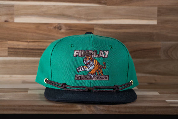 Findlay Green Refuge (This Week Only) Limited Edition Hats Findlay Hats