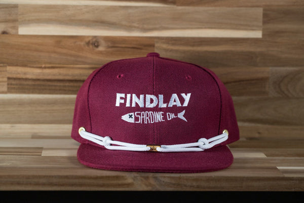 Findlay Sardine Oil (This Week Only) Limited Edition Hats Findlay Hats