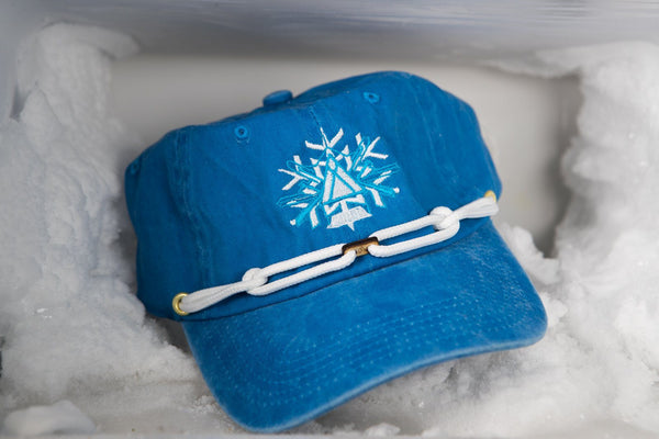 Blue Snow (1 of 24) Limited Edition Hats Findlay Hats