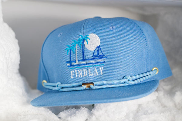 Frozen Paradise ( 1 of 24) Limited Edition Hats Findlay Hats
