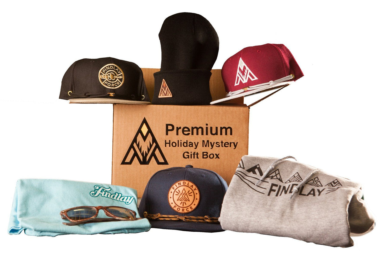 Holiday Gift Mystery Box Limited Edition Hats Findlay Hats