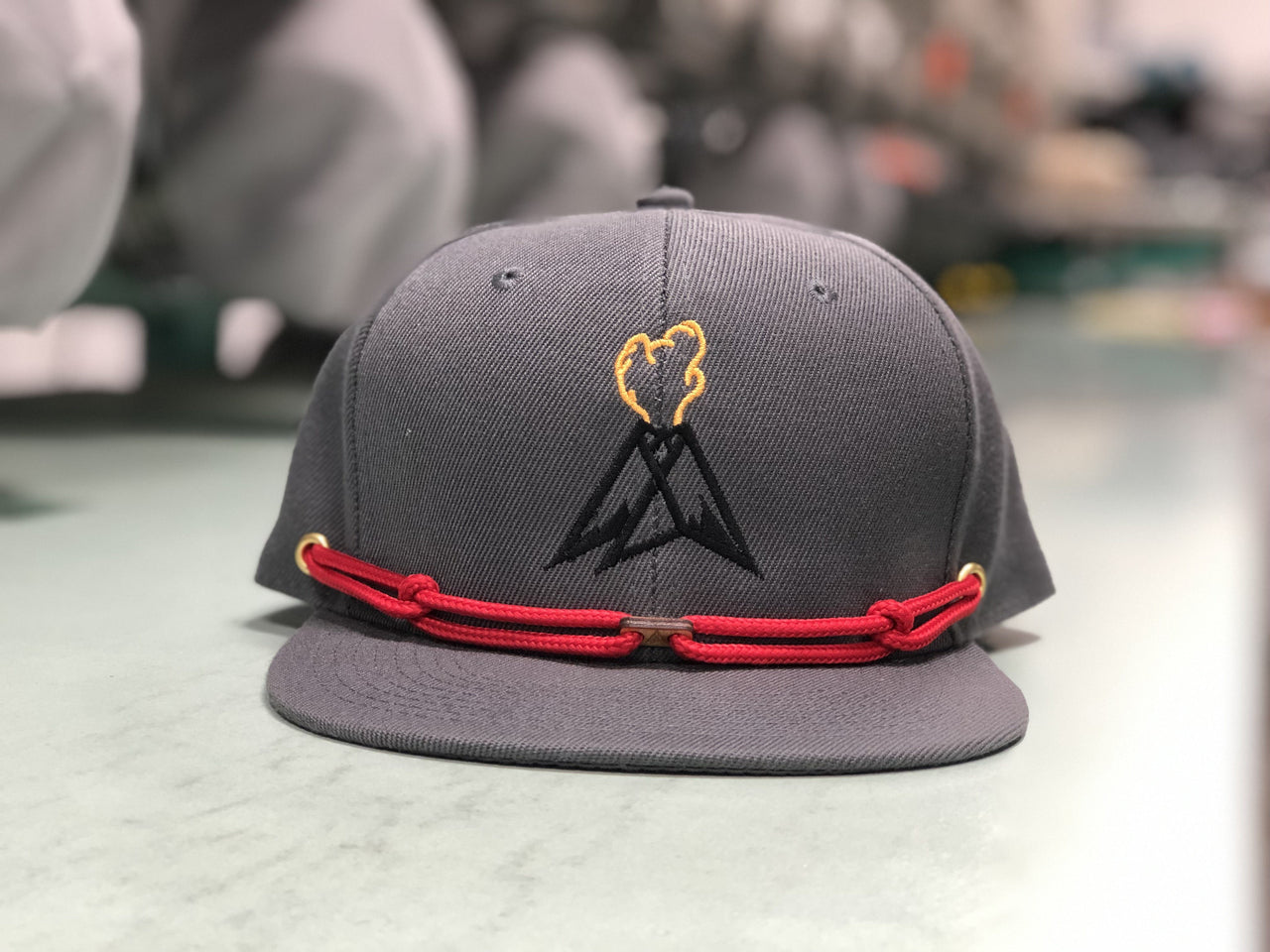 Volcano Limited Edition Hats Findlay Hats