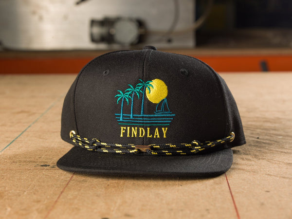 Mellow beach (This Month Only) Limited Edition Hats Findlay Hats