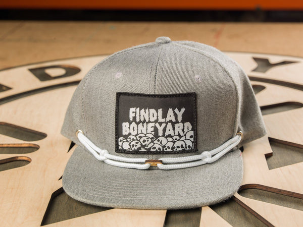 Boneyard Mystery Patch Hat Limited Edition Hats Findlay Hats