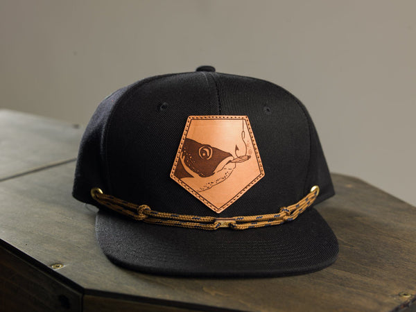 Gravette Series - Dark Fish Limited Edition Hats Findlay Hats
