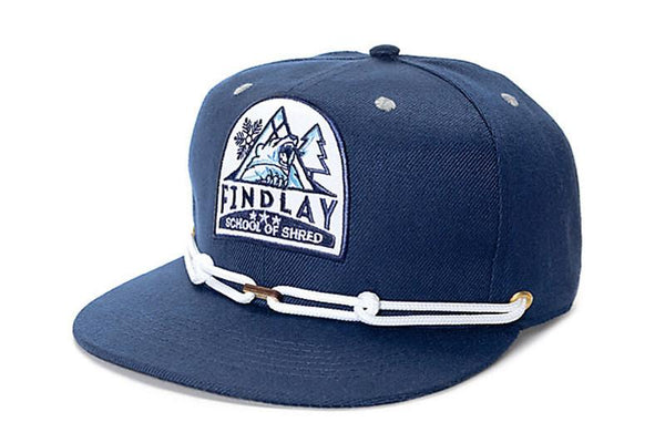 Shred School Findlay Hats
