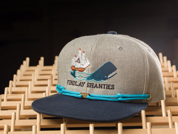 Harpoon (1 of 40) Limited Edition Hats Findlay Hats