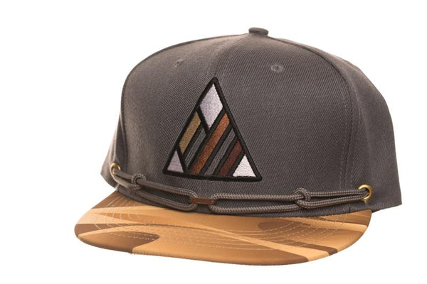 Black Rock Hats Findlay Hats Dark Grey