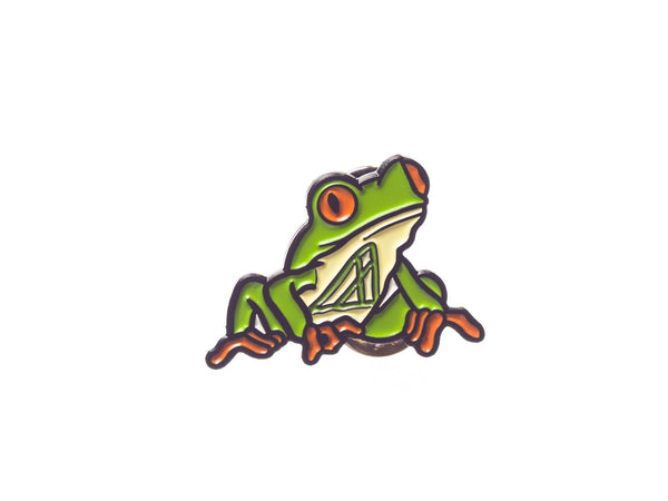 Frog Pin Accessories Findlay Hats