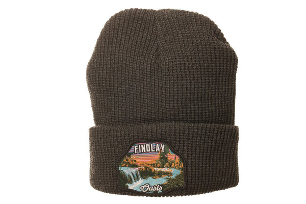 Mt. Oasis beanie Findlay Hats