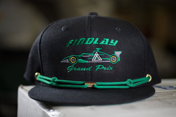 Green Racer (1 of 24) Limited Edition Hats Findlay Hats